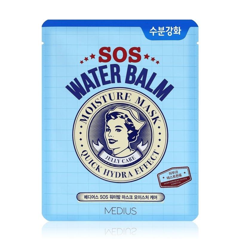 Medius SOS Water Balm Mask Moisture