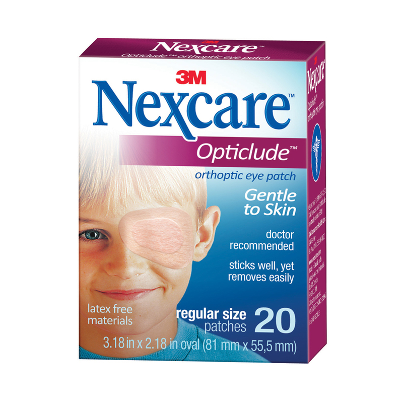 Nexcare Opticlude Eye Patch Regular