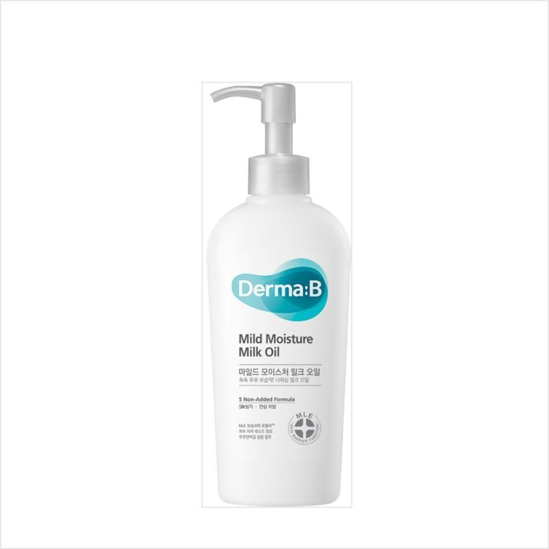 Derma B Mild Moisture Milk Oil 200ml
