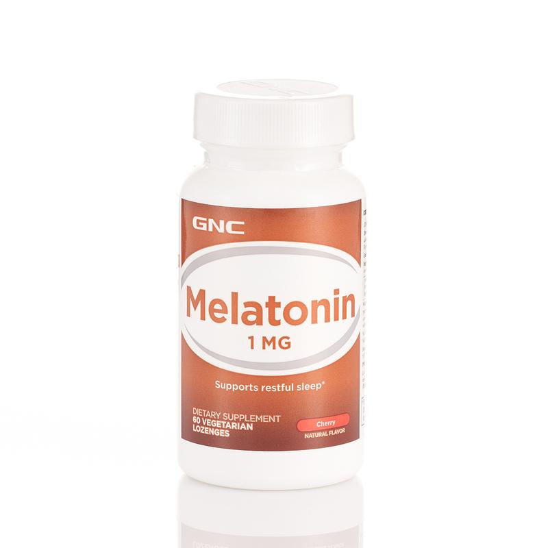 GNC Melatonin 1Mg 60pcs