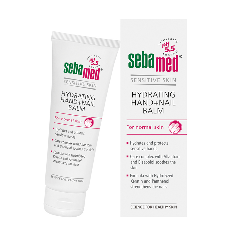 Sebamed Hand and Nail Balm, 75ml
