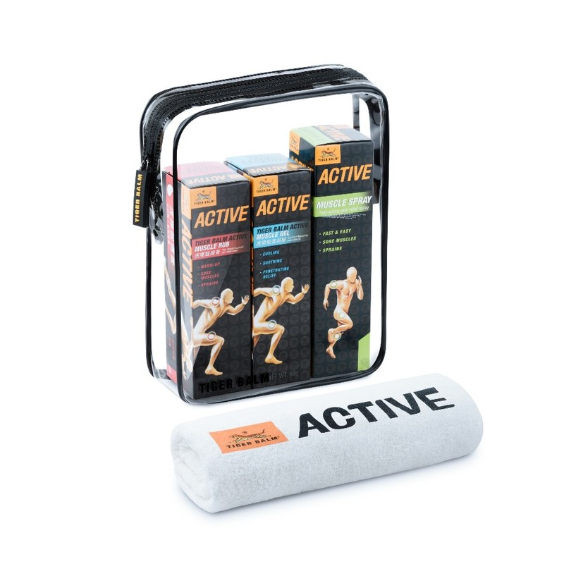 Tiger Balm Active Banded Pack