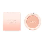 Eglips Cheek Fit Blusher 03 Peach Cheek Fit