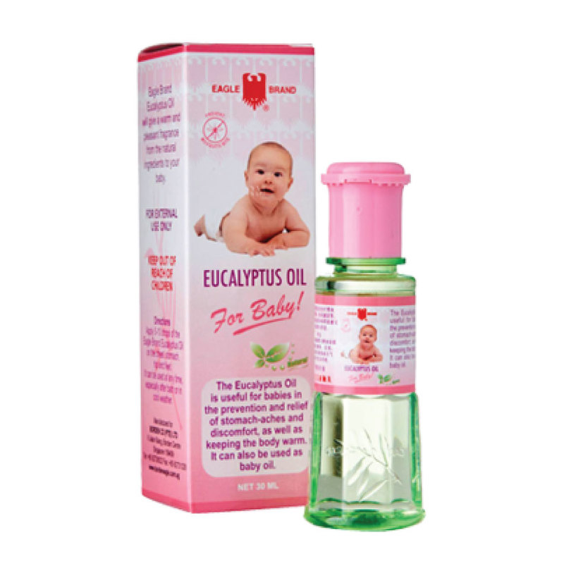Eagle Eucalyptus Oil For Baby, 30ml