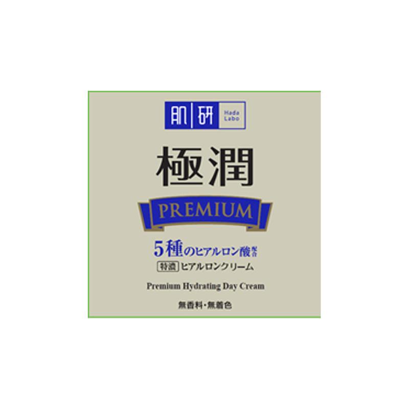 Hada Labo Premium Hydarting Day Cream, 50g