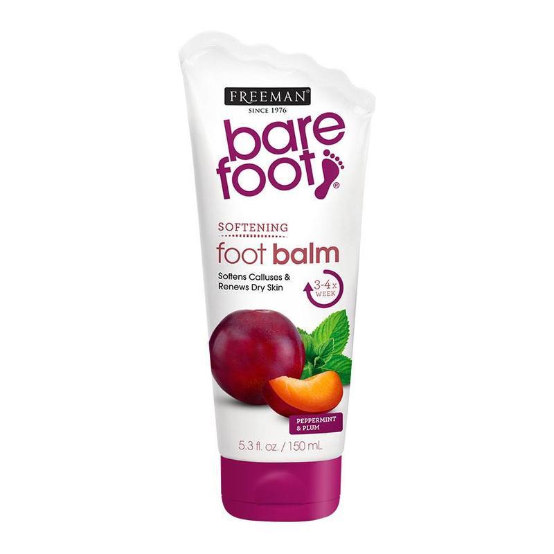 Freeman Barefoot Softening Foot Balm, 150ml
