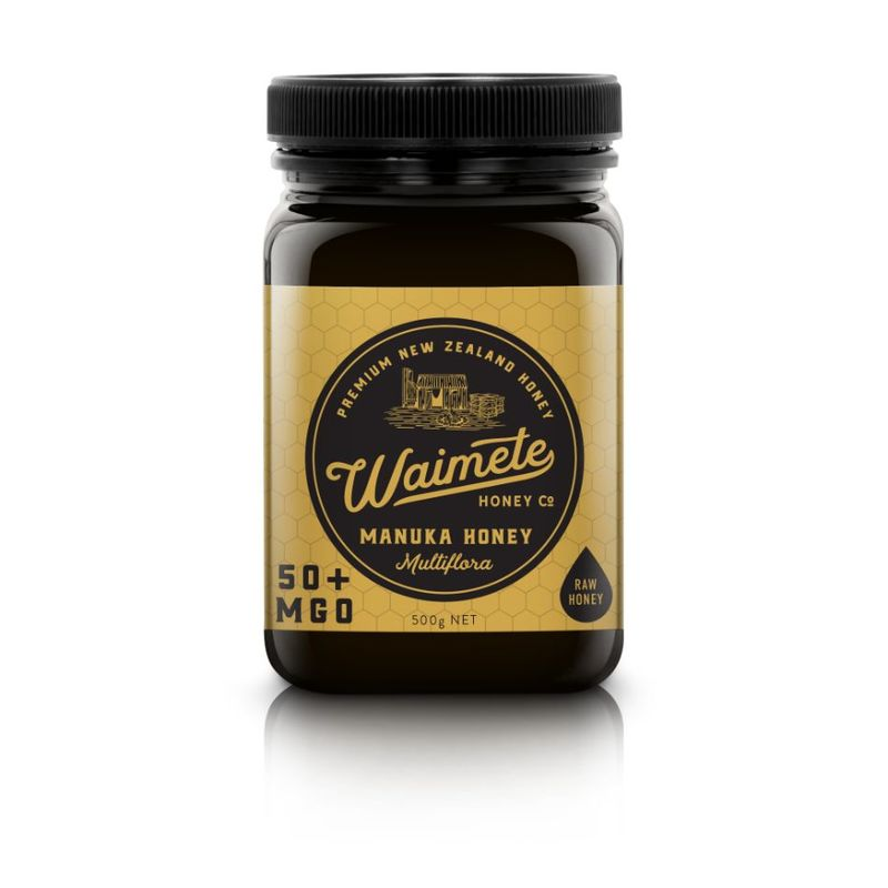 Waimete Manuka Multiflora MGO 50+, 500g