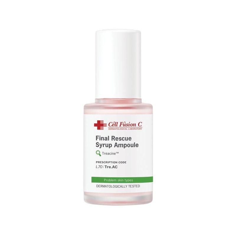 Cell Fusion C Final Rescue Syrup Ampoule, 30ml