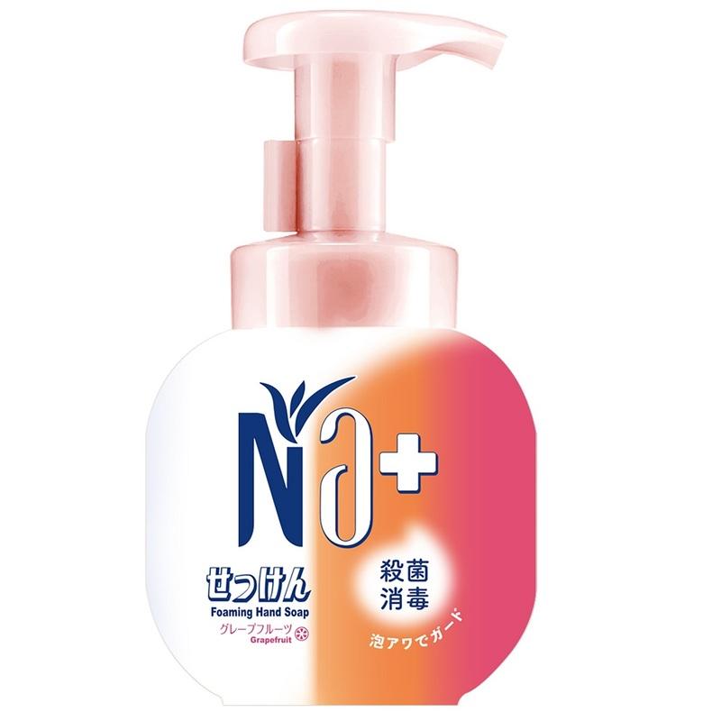 奈(十八本)泡沫殺菌洗手液西柚350ml