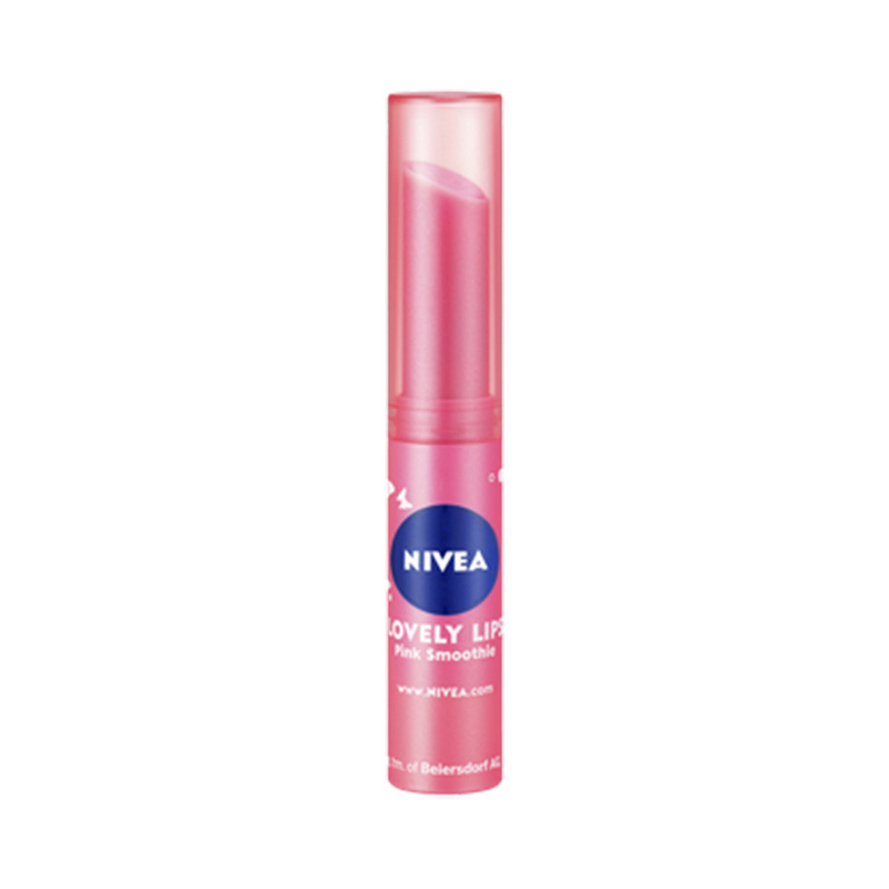 Nivea Lovely Lips Pink Smoothie