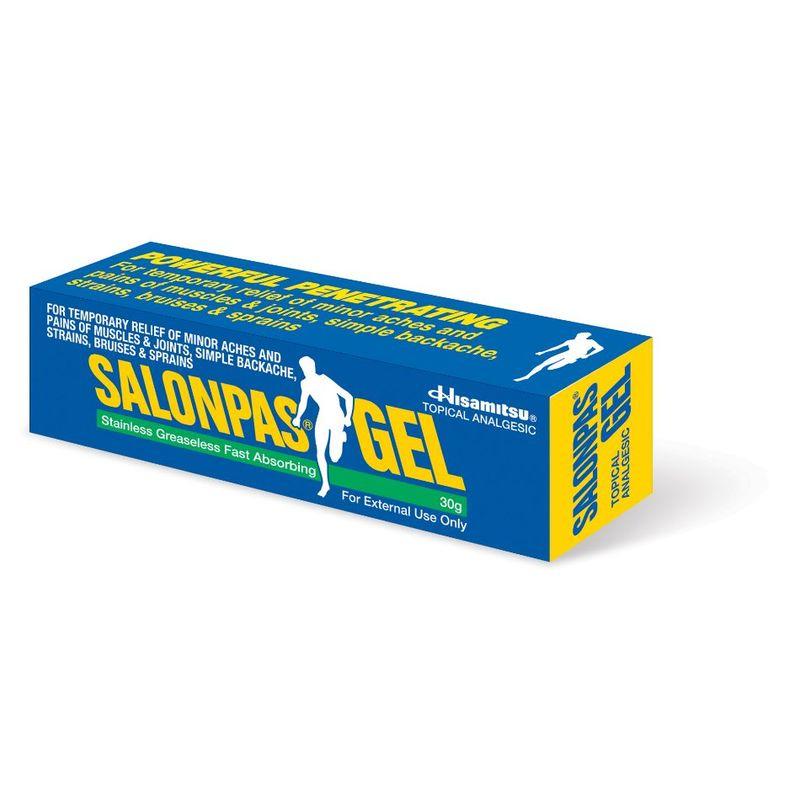 Deep Pain Relieving Gel 30g