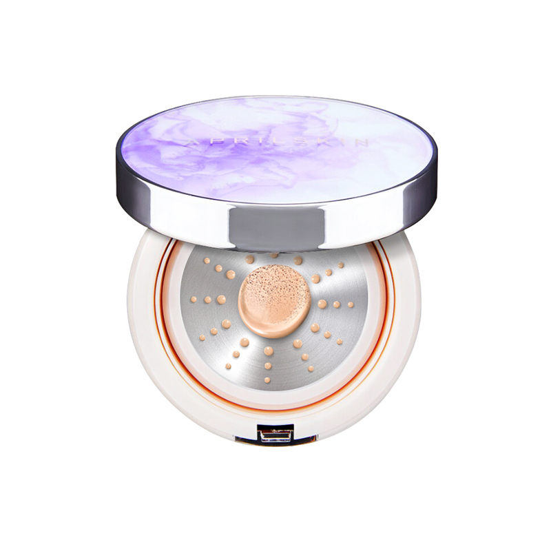 Aprilskin Magic Essence Shower Cushion 23, 13g
