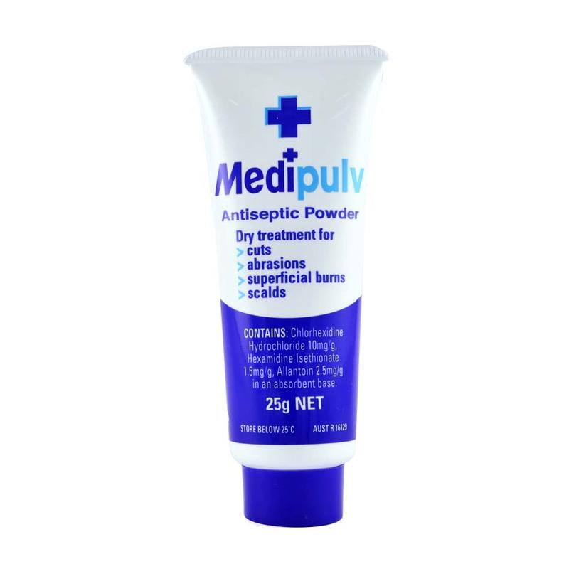 Medipulv Antiseptic Powder 25g