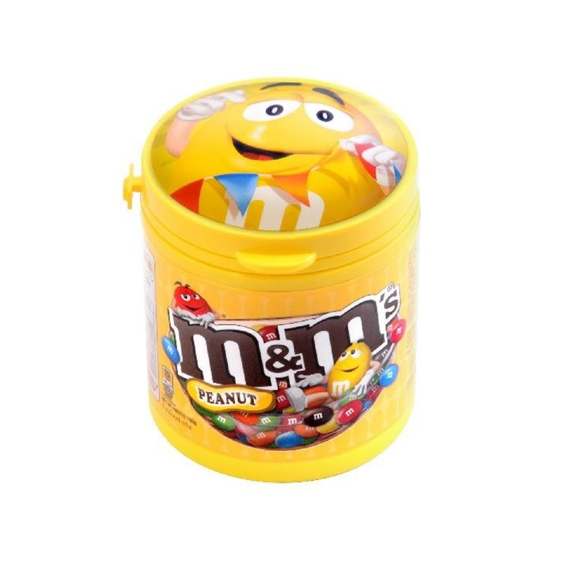 M&M's Peanut Bottle 100g