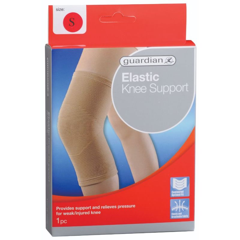 Guardian Elastic Knee Support S
