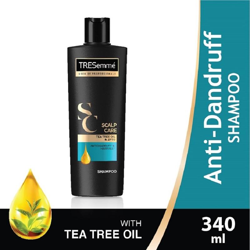 TRESemme Scalp Care 2 in 1 Anti Dandruff & Anti Hair Fall Shampoo, 340ml