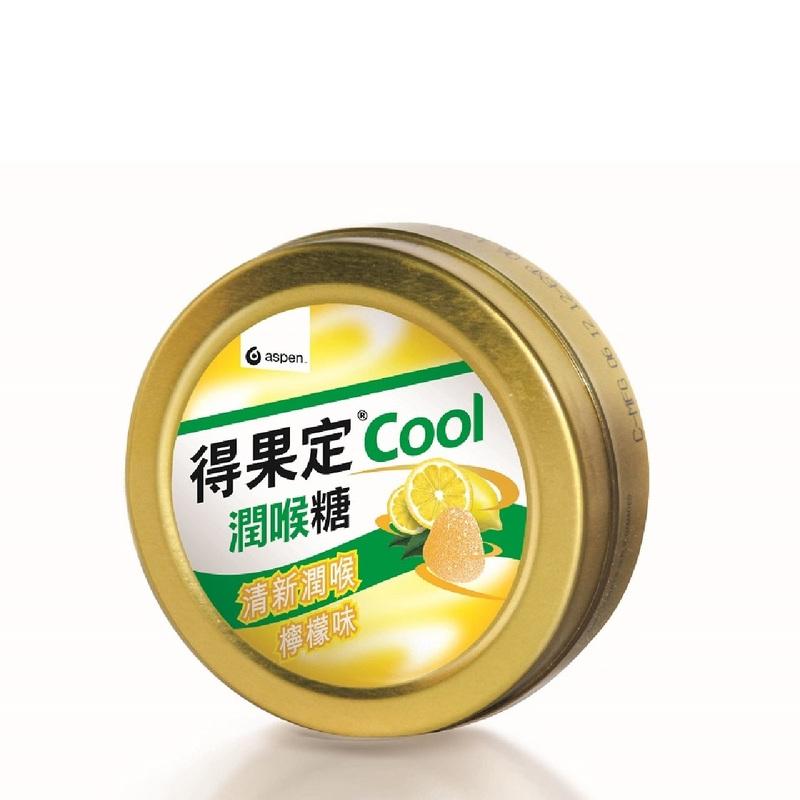 Dequadin Cool Lemon Pastilles 50g