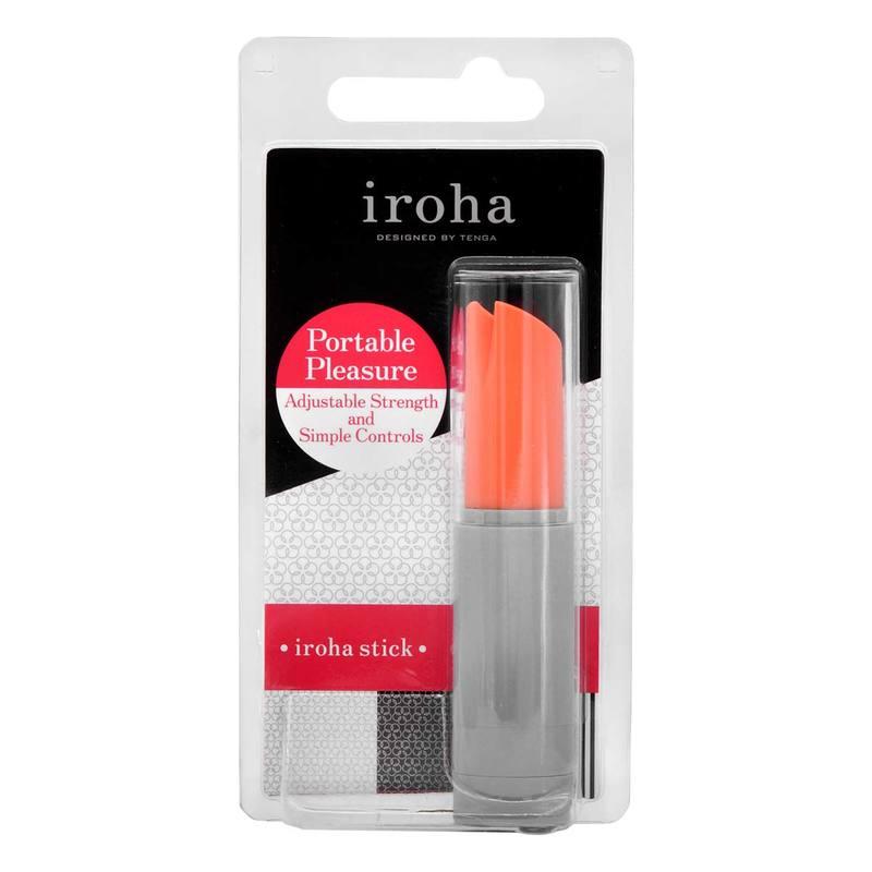 Iroha Stick Massager Grey 1pc