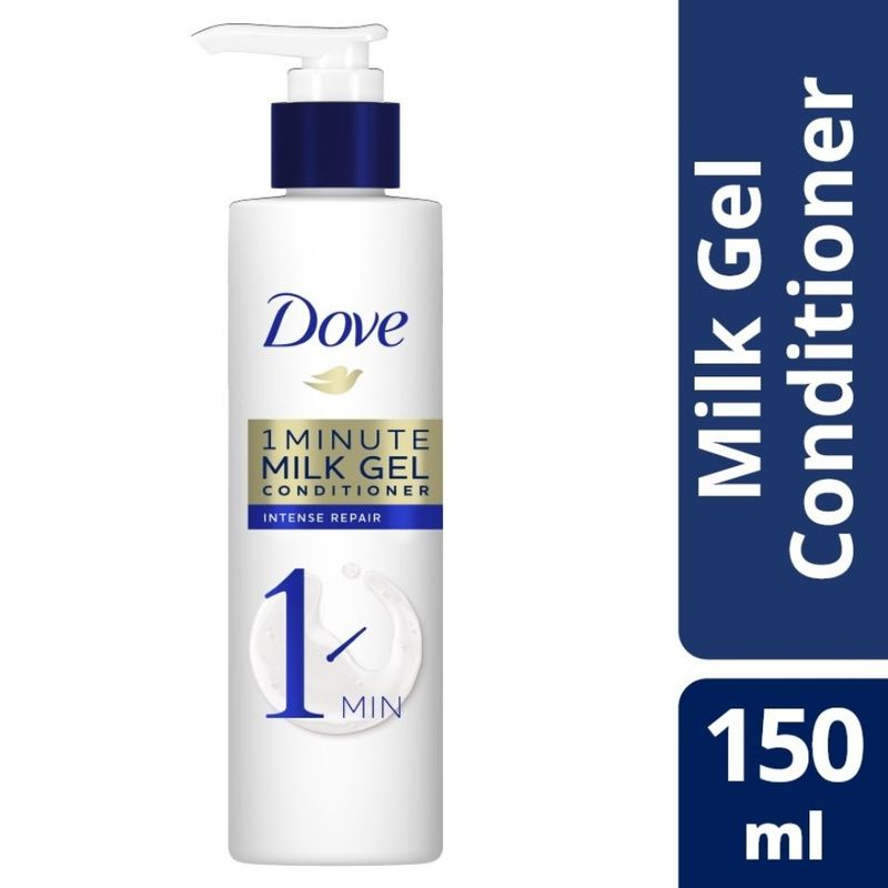 Dove 1 Minute Milk Gel Conditioner 150ml