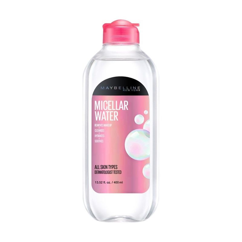 Maybelline Micellar Water Pink 400ml