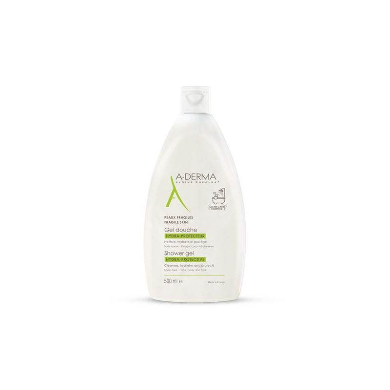 A-Derma Soothing Foaming Gel, 500ml