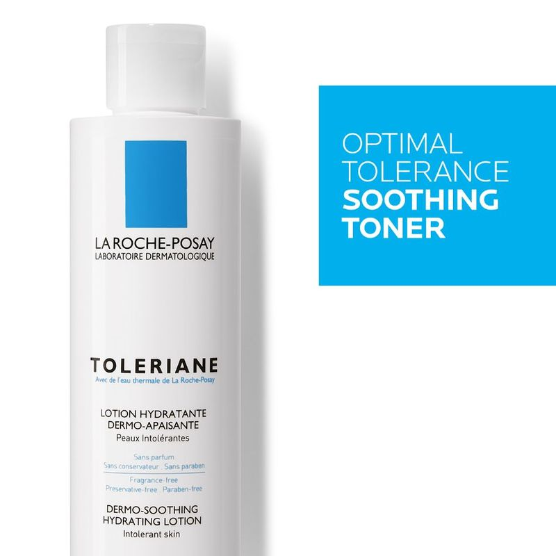 La Roche-Posay Toleriane Dermo-Soothing Hydrating Lotion, 200ml