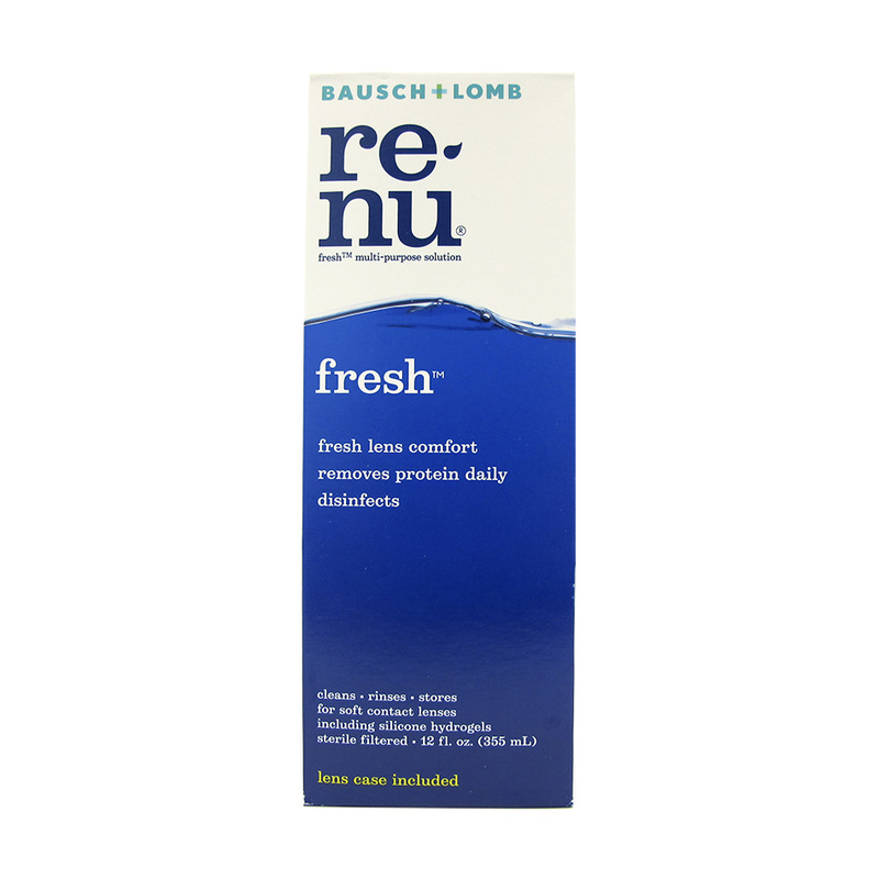 Bausch & Lomb Renu Fresh, 355ml