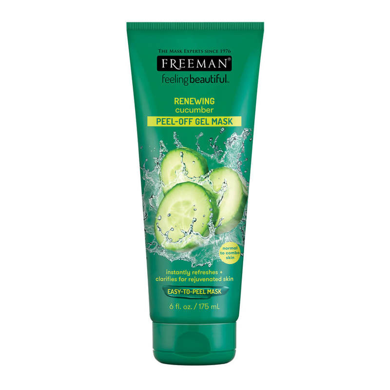 Freeman Renewing Cucumber Peel-Off Gel Mask