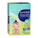 Guardian Wellness Patch Bamboo Vinegar, 10pcs