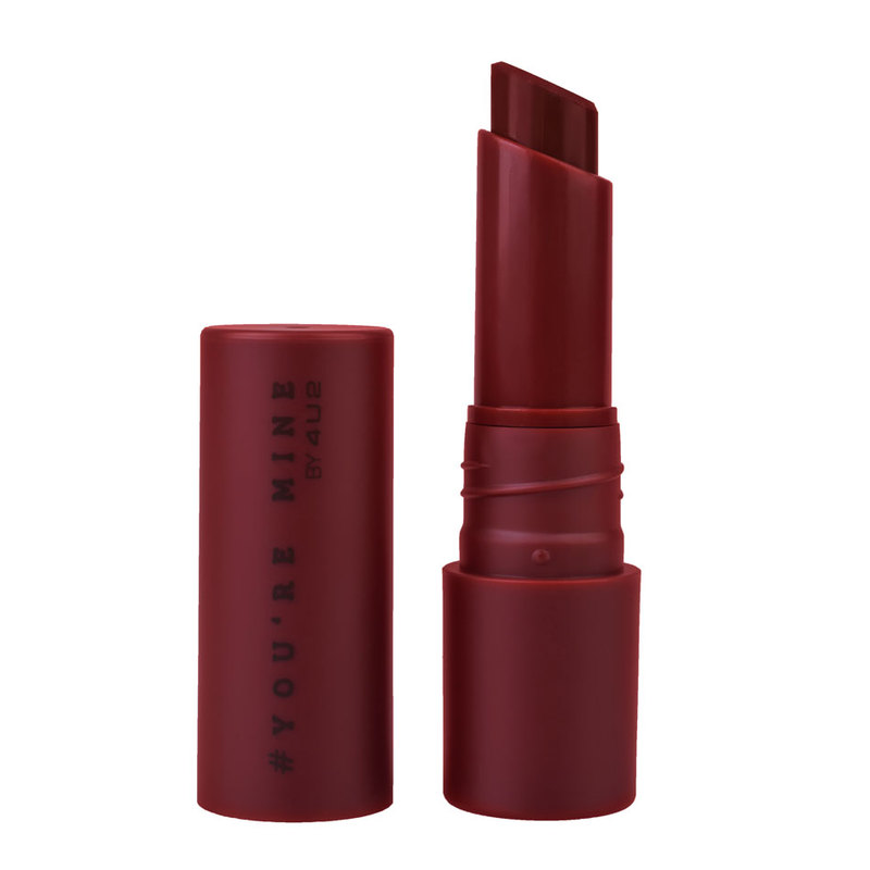 4U2 You're Mine Matte Lipstick No. 10 My Heart
