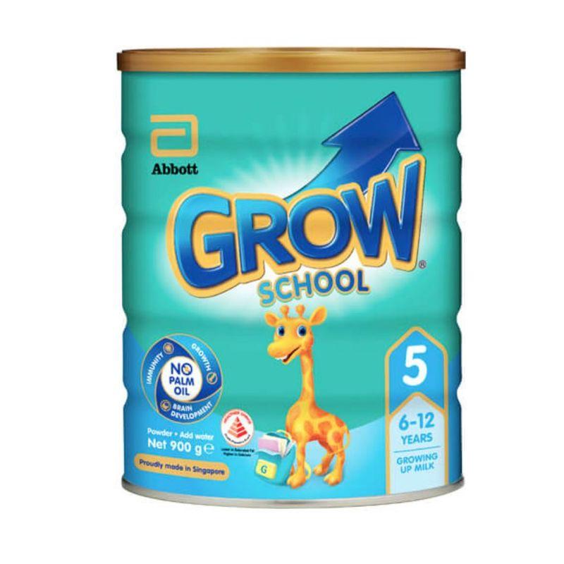 Grow School Stage 5 (6-12Y), 900g