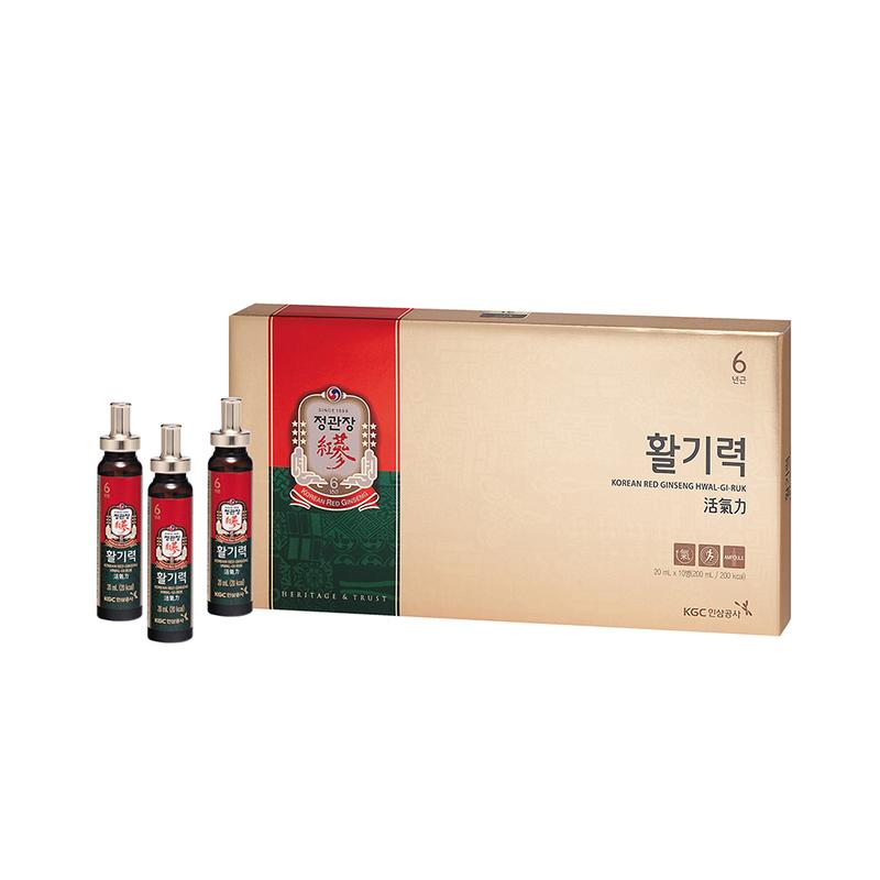 Cheong Kwan Jang Vital Tonic, 20mlx10 ampules