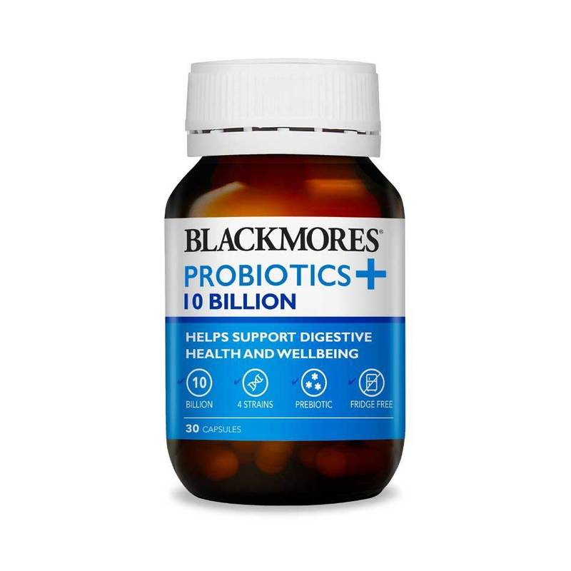 Blackmores Probiotics+ 10 Billion 30s