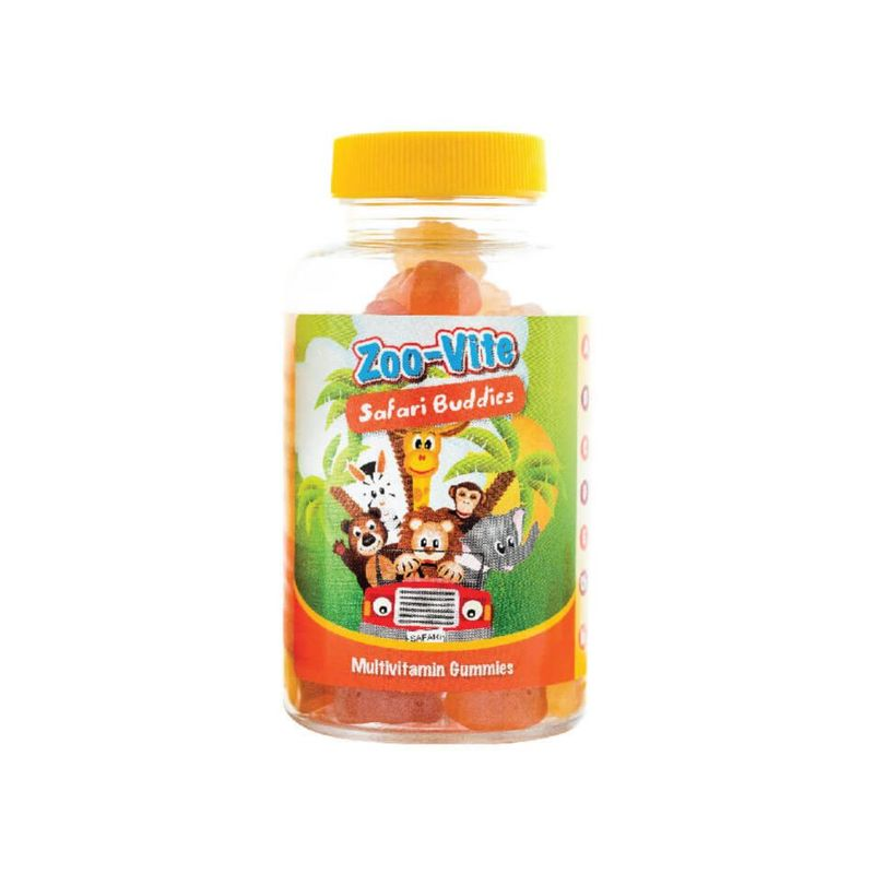 Nature's Essentials Zoo-Vite Safari Buddies, 60pcs