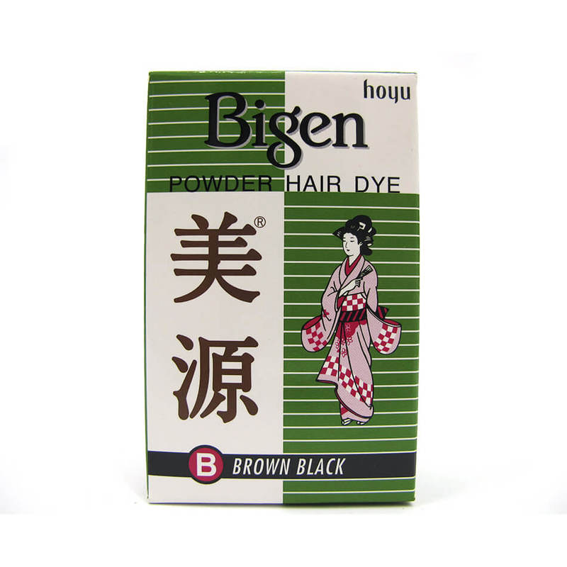 Bigen Powder Hair Dye Brown Black