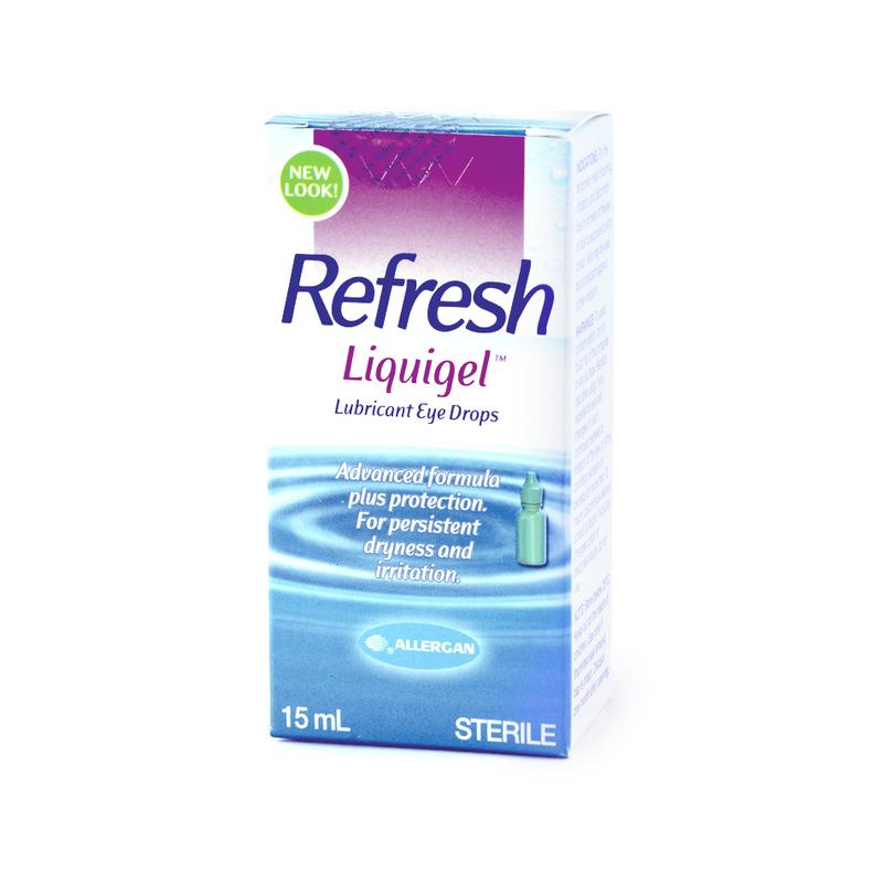Allergan Refresh Liquigel Lubricant Eye Gel, 15ml