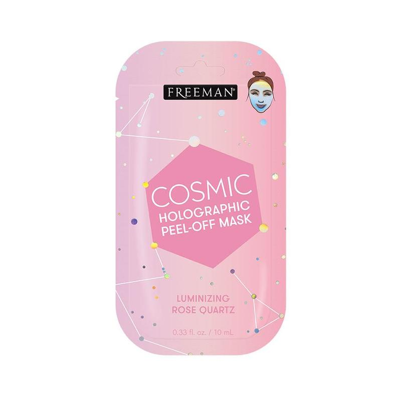 Freeman Cosmic Peel-Off Mask Luminizing Rose Quartz, 10ml