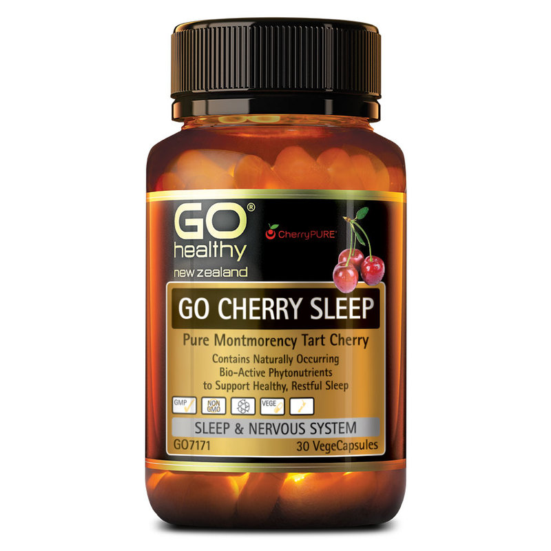 GO Healthy Cherry Sleep, 30 capsules