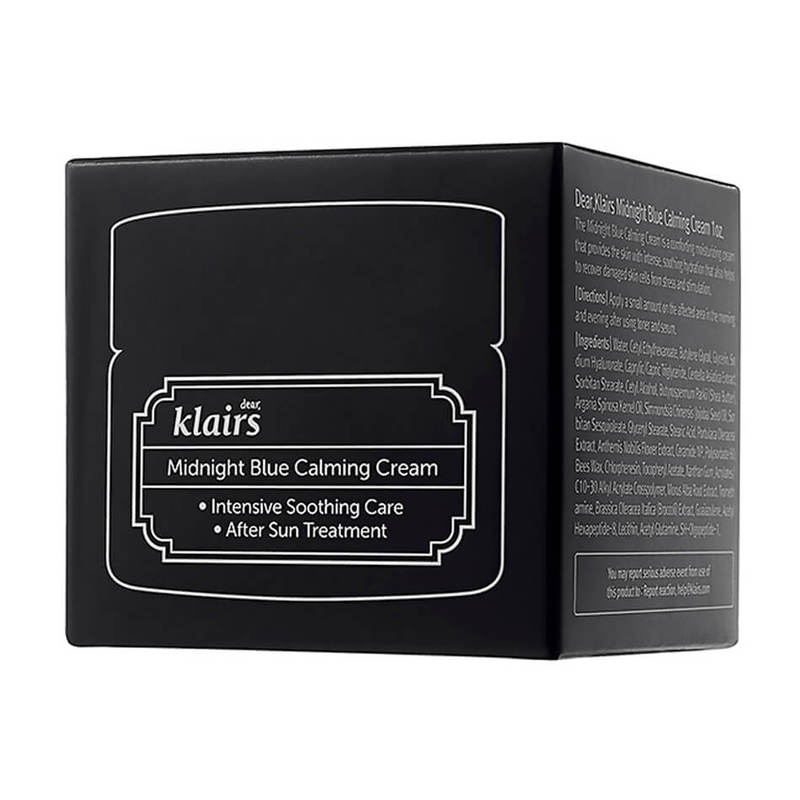 Dear, Klairs Midnight Blue Calming Cream, 30ml