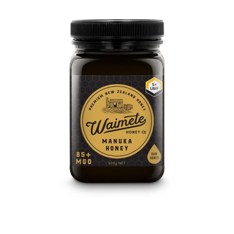 Waimete Manuka Multiflora UMF 5+ (MGO 85+), 500g