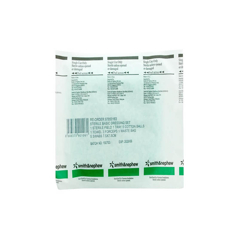 Smith & Nephew  Propax Basic Dressing Pack