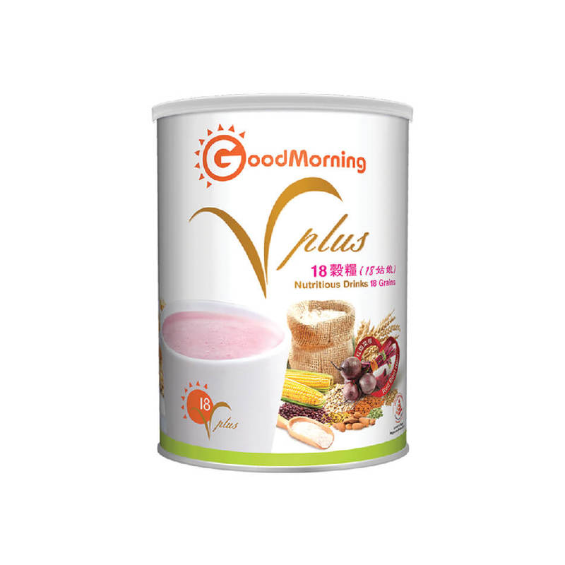 GoodMorning Vplus Nutritious Drink with 18 Grains, 1kg
