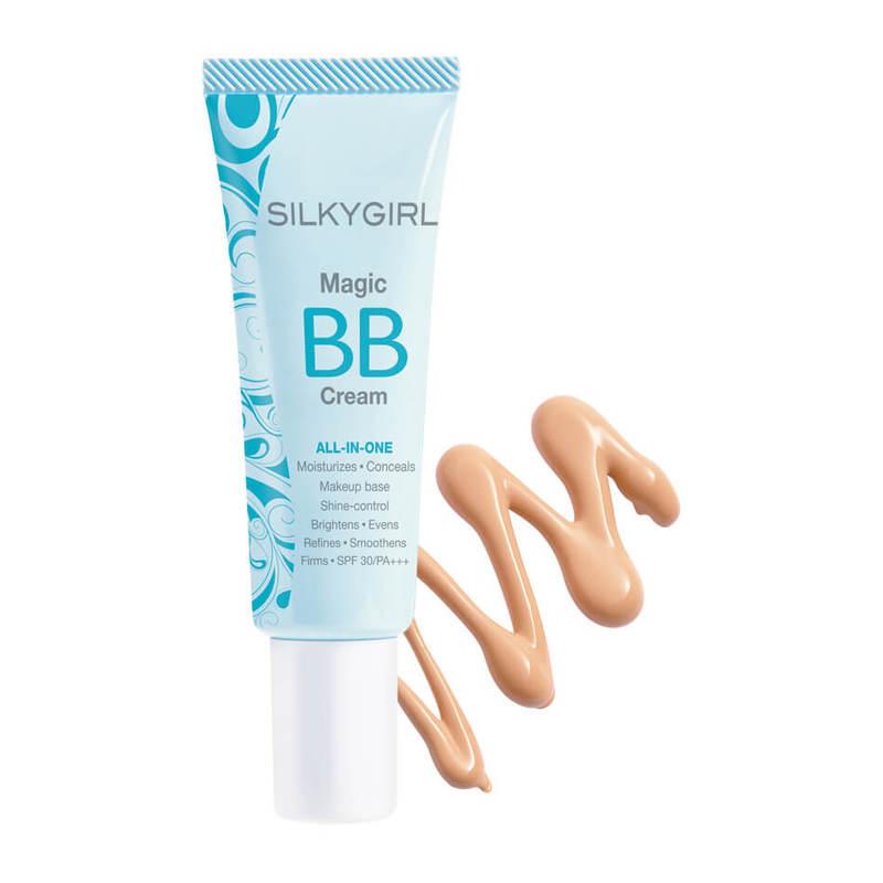 SilkyGirl  Magic Bb Cream - 02 Radiant 110ml
