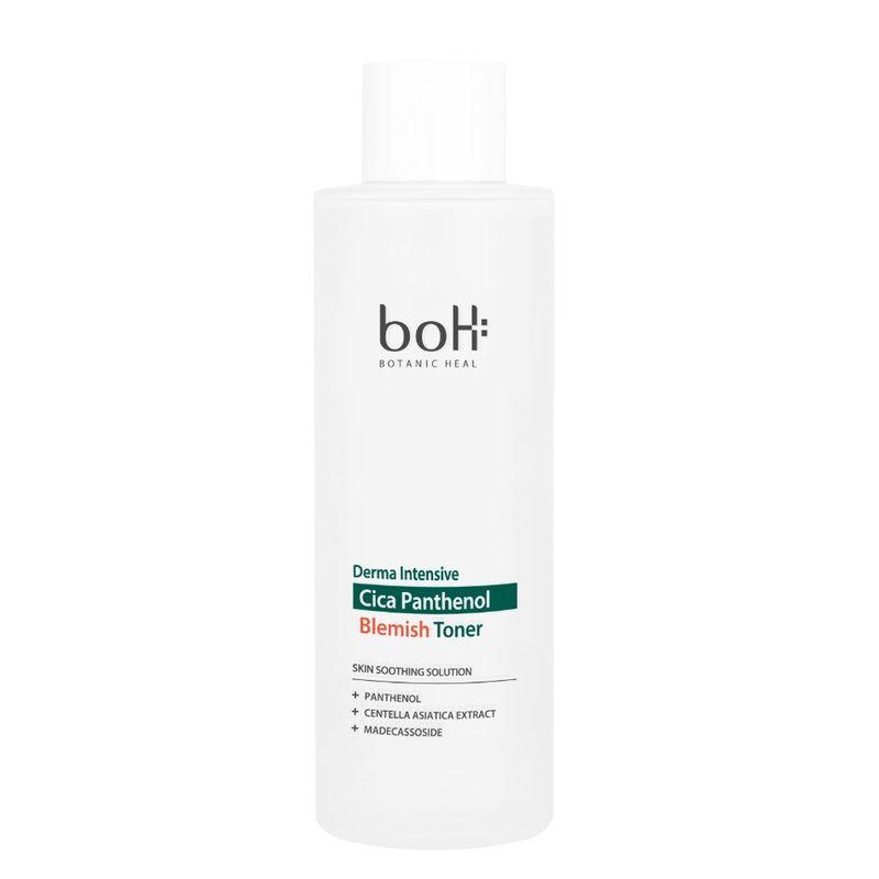 Botanic Heal Boh Derma Intensive Cica Panthenol Blemish Toner 250Ml
