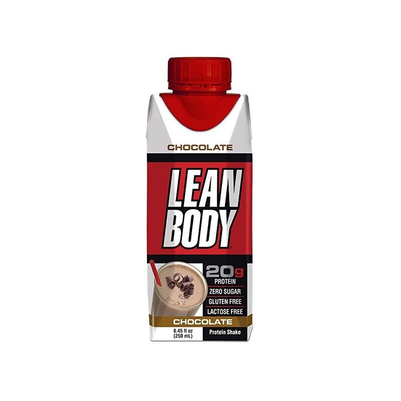 Labrada Lean Body Chocolate Protein Shake, 250ml