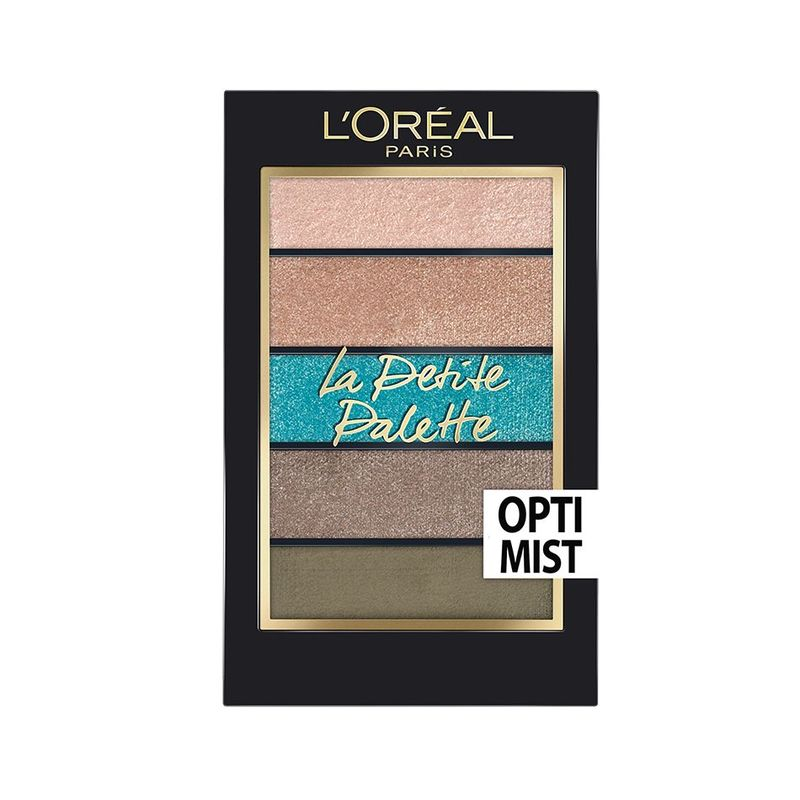 L'Oreal Paris La Petite Palette 03 Optimist