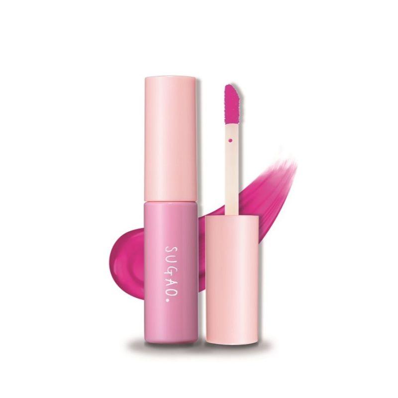 Sugao Lip Tint Plum Pink 4.7ml