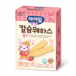Ildong Quinoa Wafer Strawberry (7M+)36g