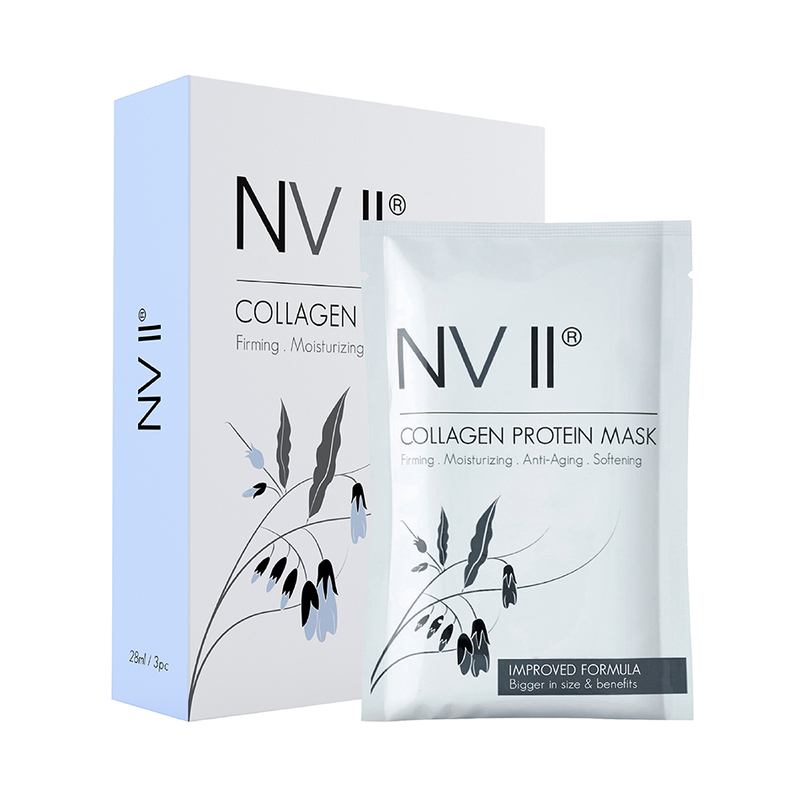 NV II Josephine Collagen Protein Mask, 3pcs