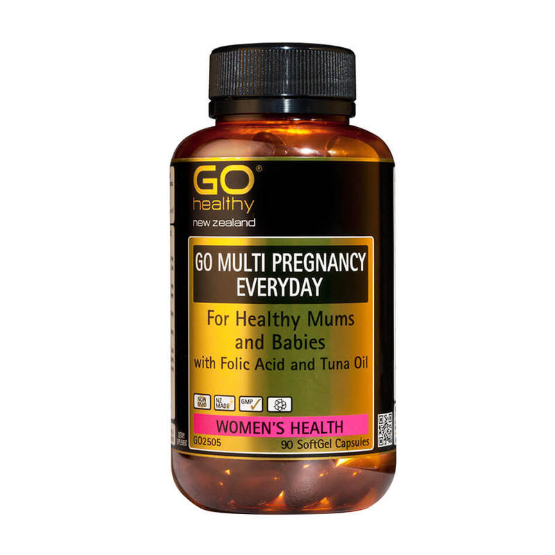 GO Healthy  GO Multi-Pregnancy Everyday 90s Capsules